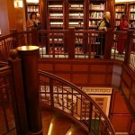 Cunard Queen Victoria ship Library