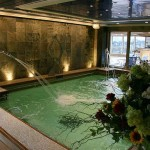 "Cunard Queen Victoria cruise ship spa ""Royal Spa"""